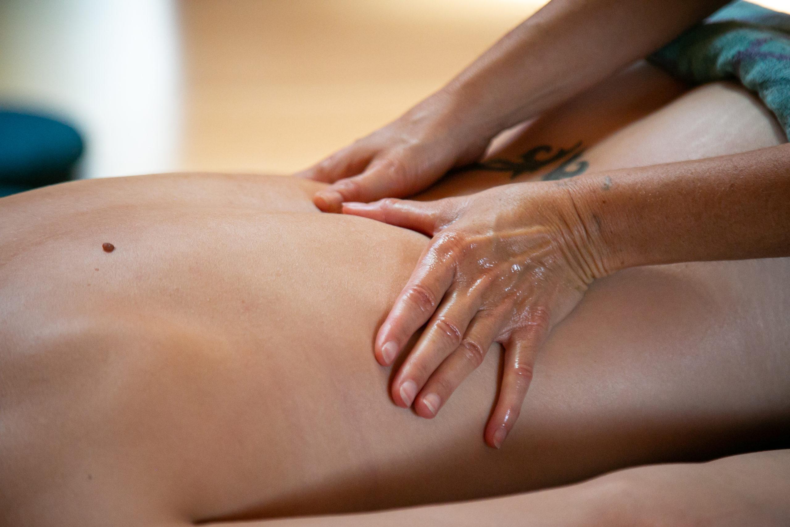 Massage dos chakras